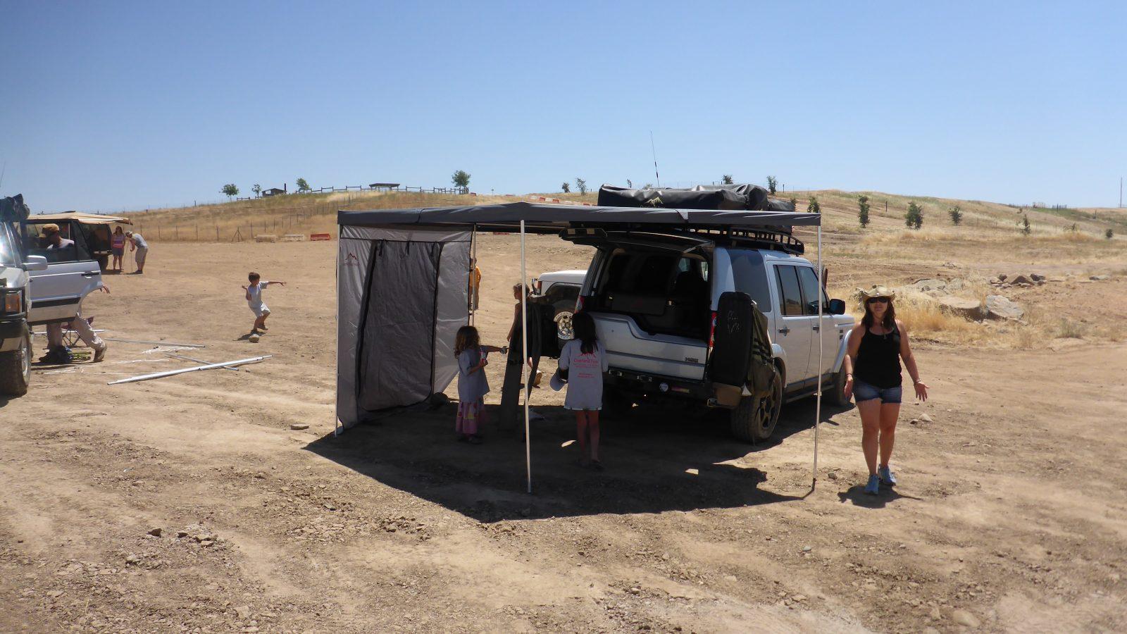 Wraptor 2500 - 270 Degree Vehicle Mounted Awning ...