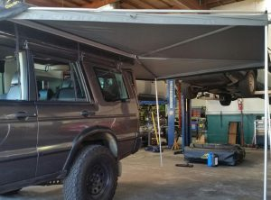 Side Awning - Overland Pros