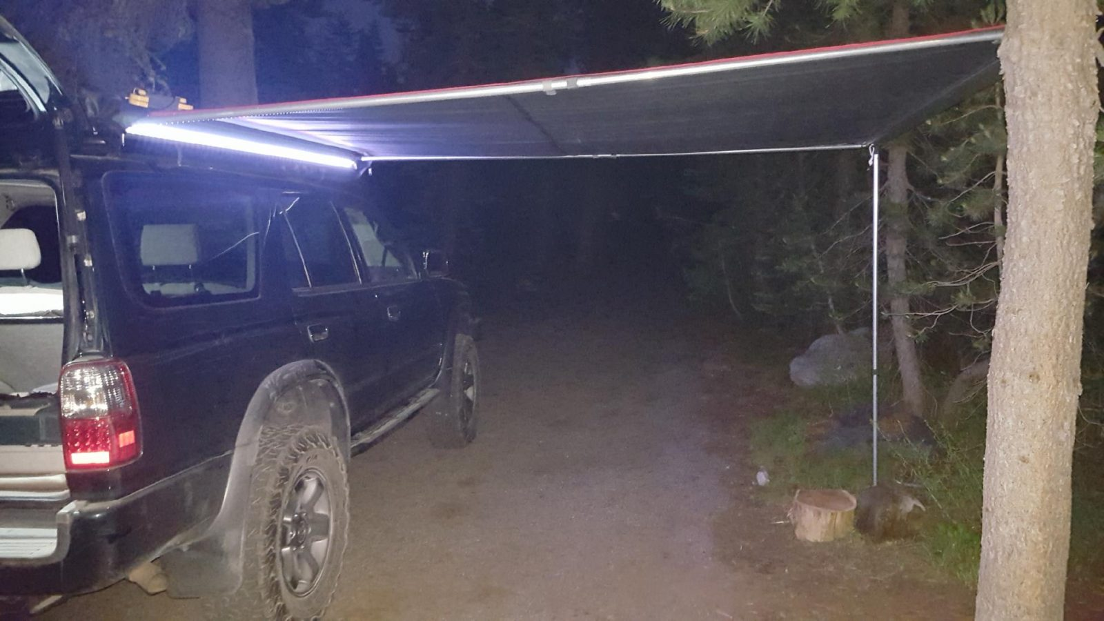 Side Awning Overland Pros